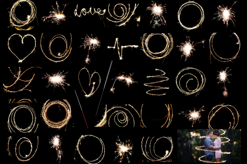 photoshop sparkler overlays free download