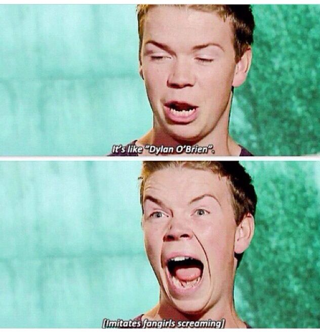 Omg i was totally like that when i saw the movie and him and when chuck dies i cry