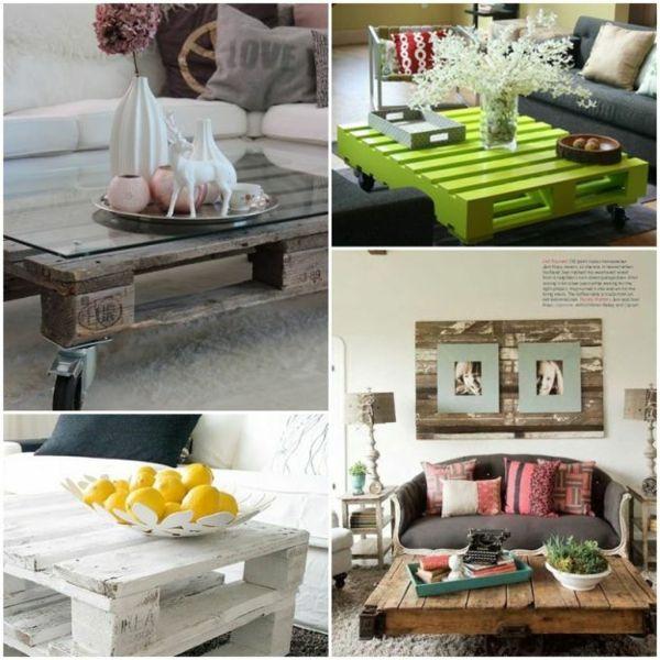 Wohnideen Aus Paletten 1001 möbel aus paletten schöne wohnideen für sie paletten