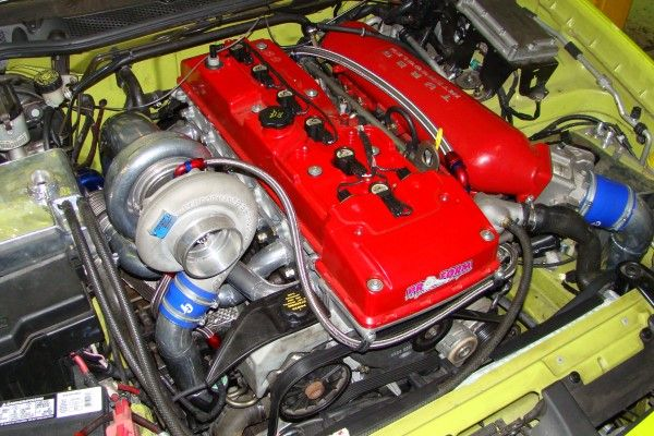 Ford Falcon Xr6 Turbo Enhancements Croydon Racing Developments