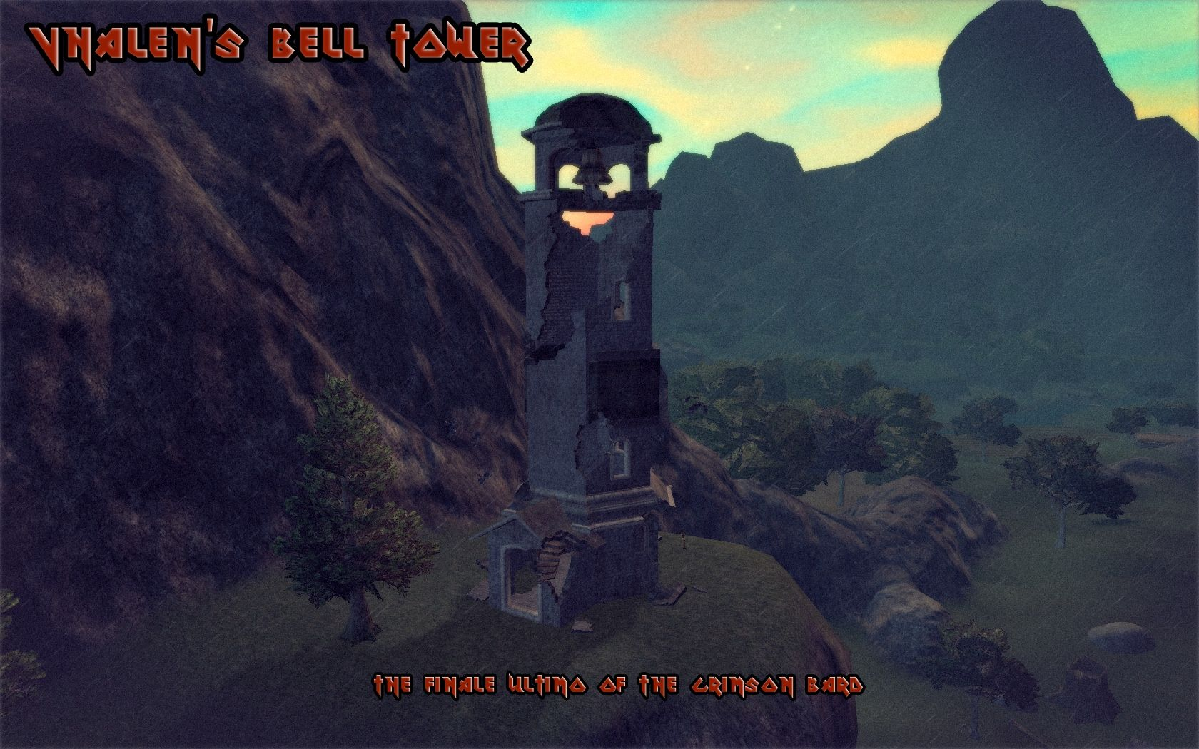 Found in the world of everquest ii vhalens bell tower
