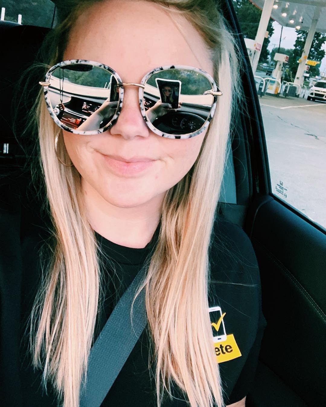 6d6bae22ad64 Random Selfie just because I love these sunglasses! 💕 #selfie #selfiesunday
