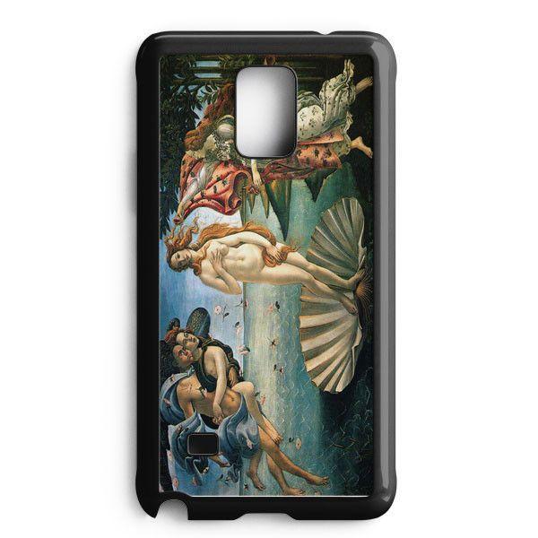 Botticelli - Birth Of Venus Samsung Galaxy Note Edge Case