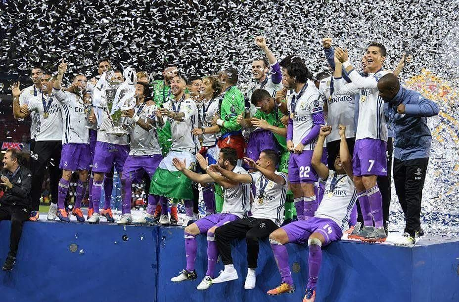 Congrats To All Real Madrid Fans For The Twelfth Uefa Champions League Tittle Realmadridcastilla Com Real Real Madrid Win Real Madrid Cristiano Ronaldo Cr7