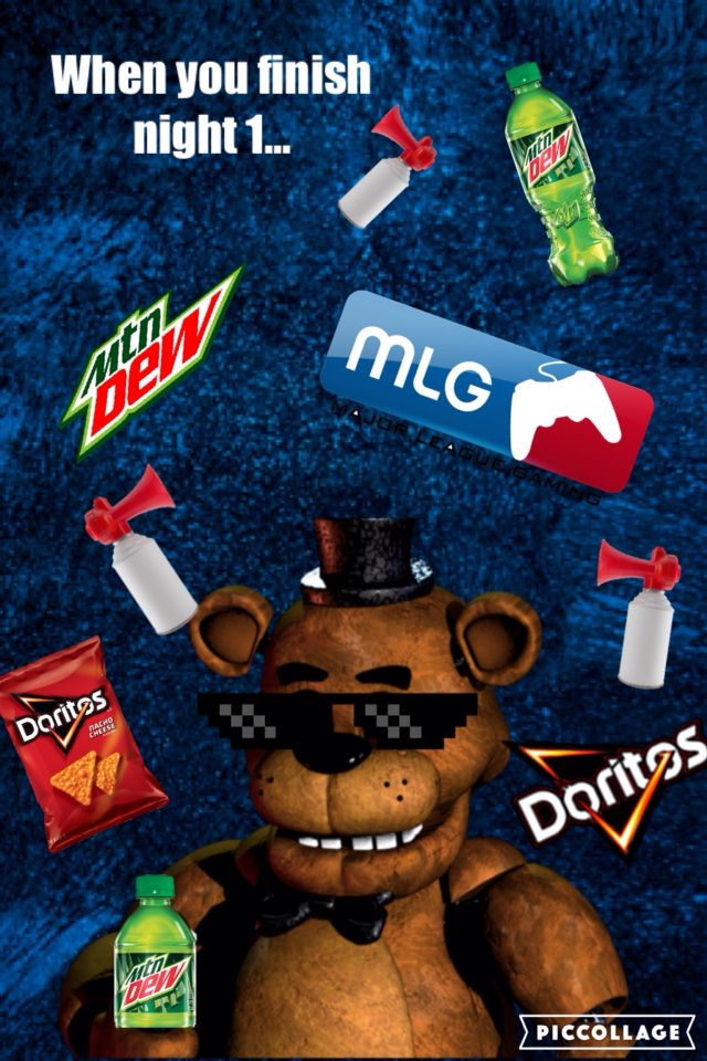 Mlg Freddy Fnaf Memes Fnaf Funny Fnaf