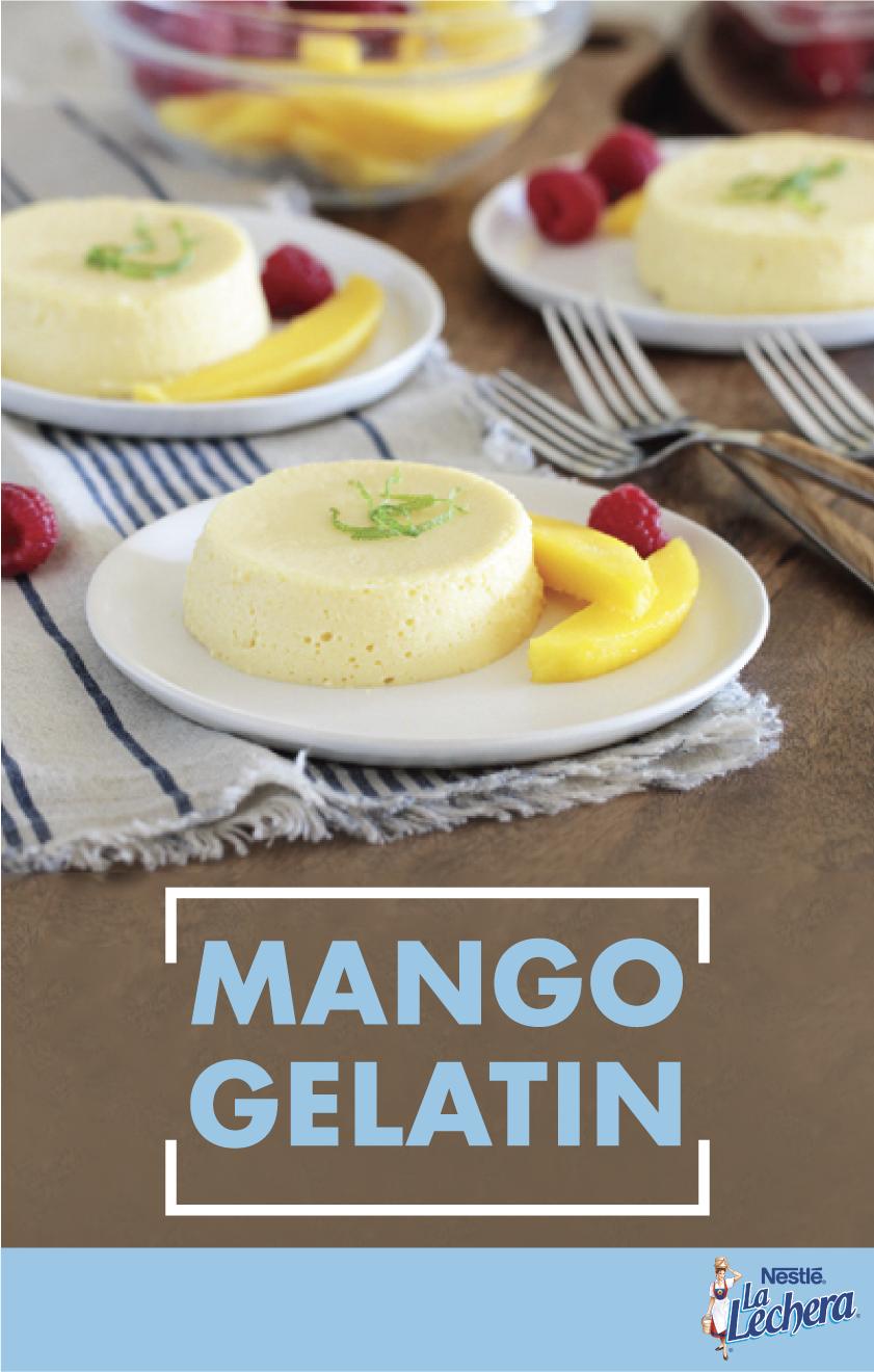 Photo of Mango Gelatin