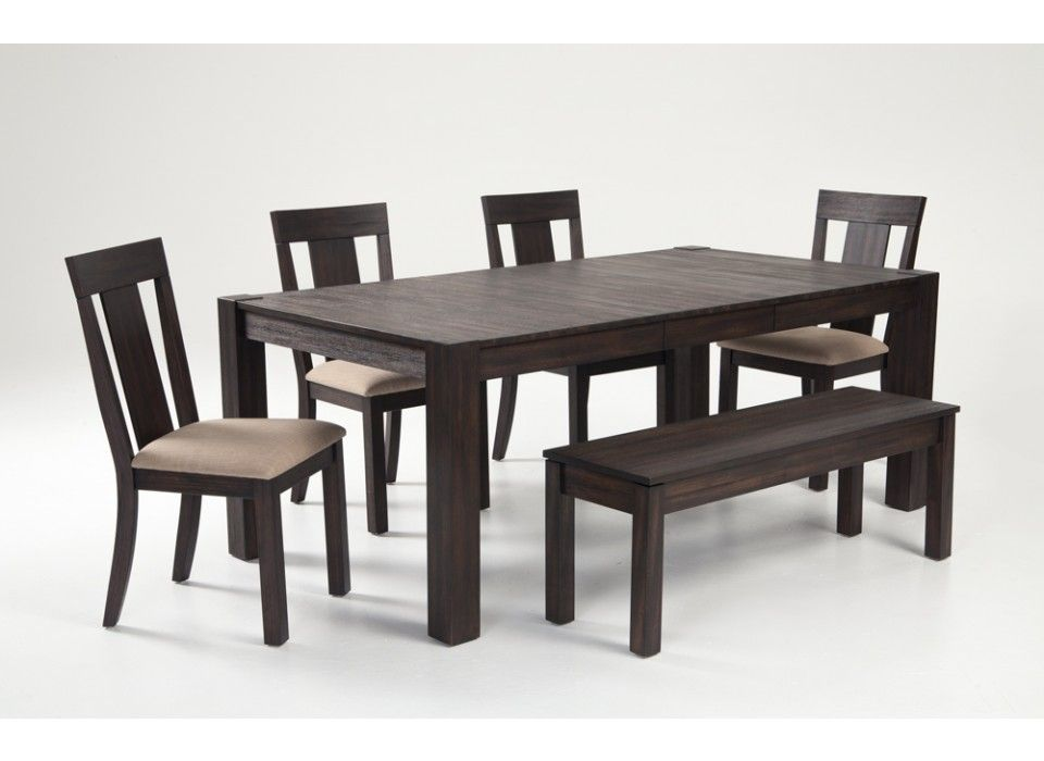 Summit 42 X 78 6 Piece Dining Set Dining Room Sets Dining