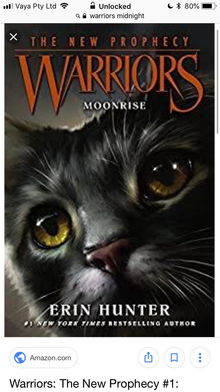 Pin by Heaven Nazario on Warriors Warrior cats, Warrior