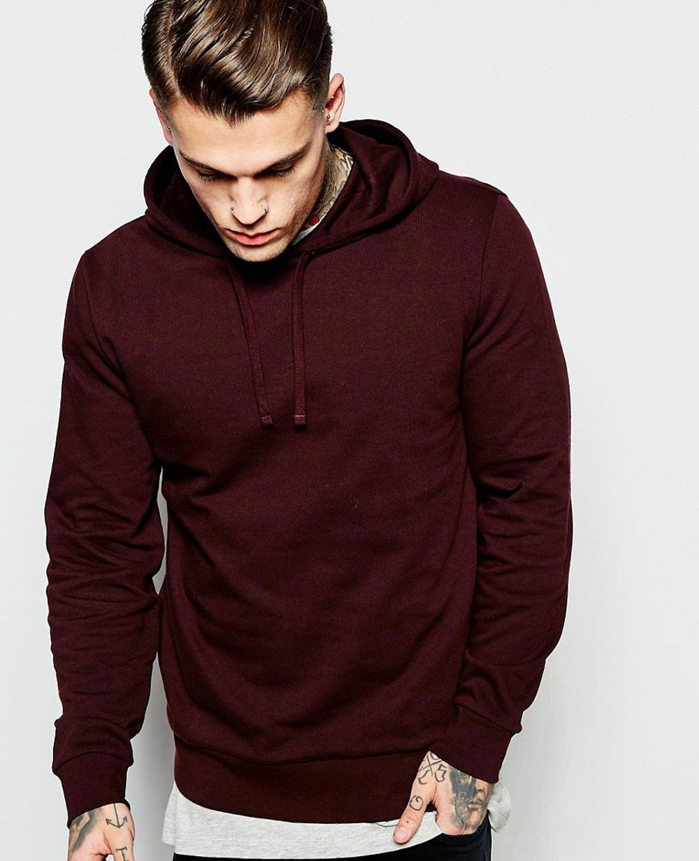 3e9fd96a92f6 Pin by Quick Apparels on Hoodies in 2019 | Hoodies, Men, Burgundy