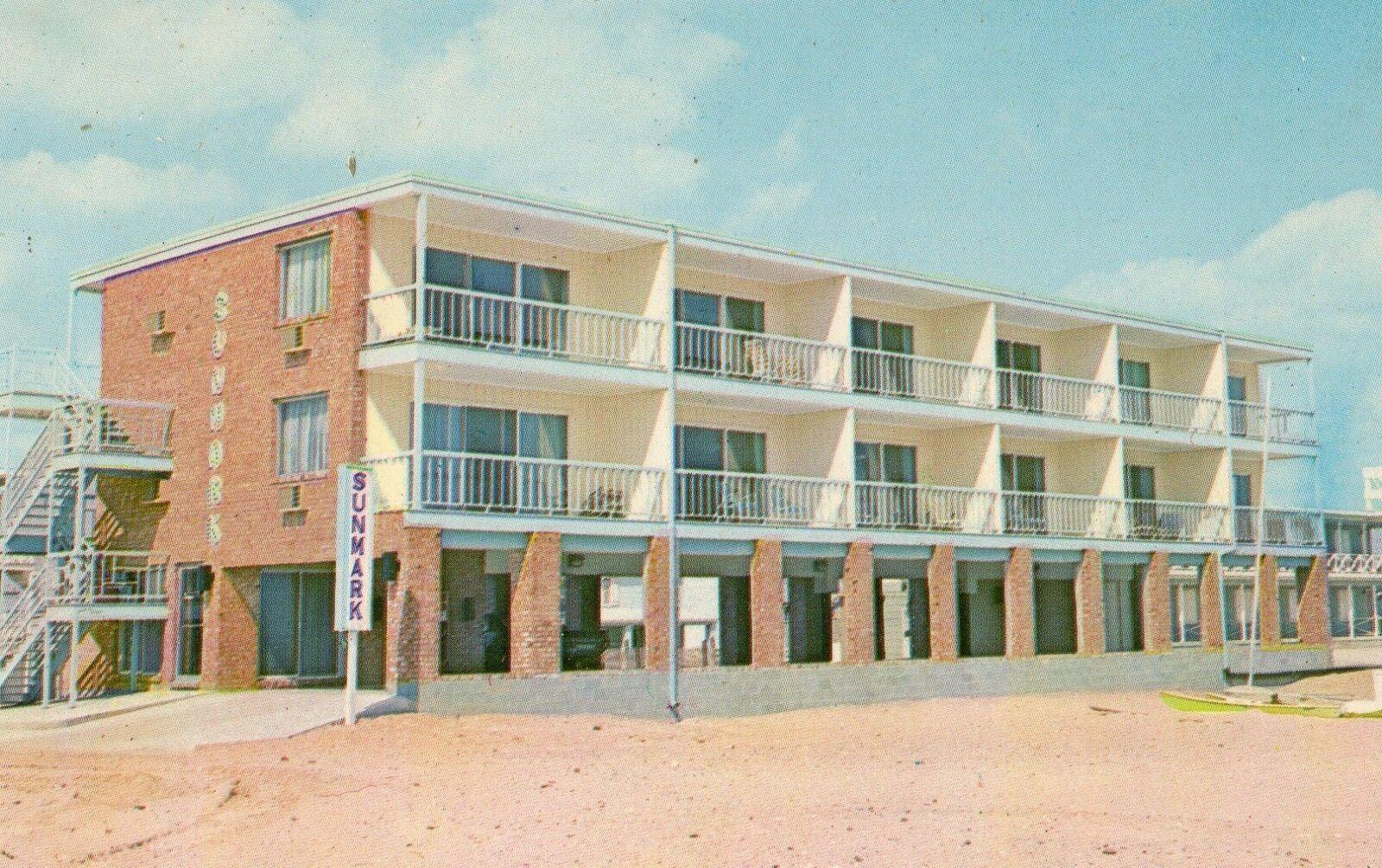 Sunmark Motel In Ocean City Md Old Ocean City Maryland Ocean City Ocean City Md
