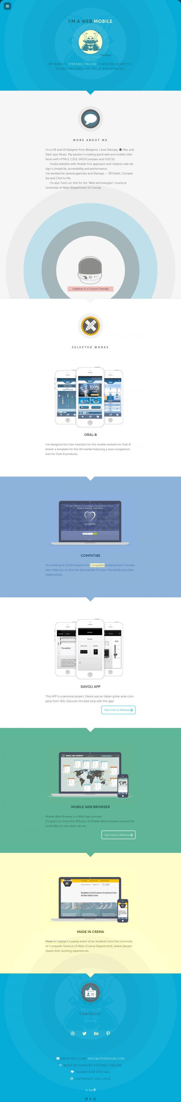 Stedesign Mobile First Design Webdesign Inspiration Www Niceoneilike Com Web Design Gallery Web Design Web Design Inspiration