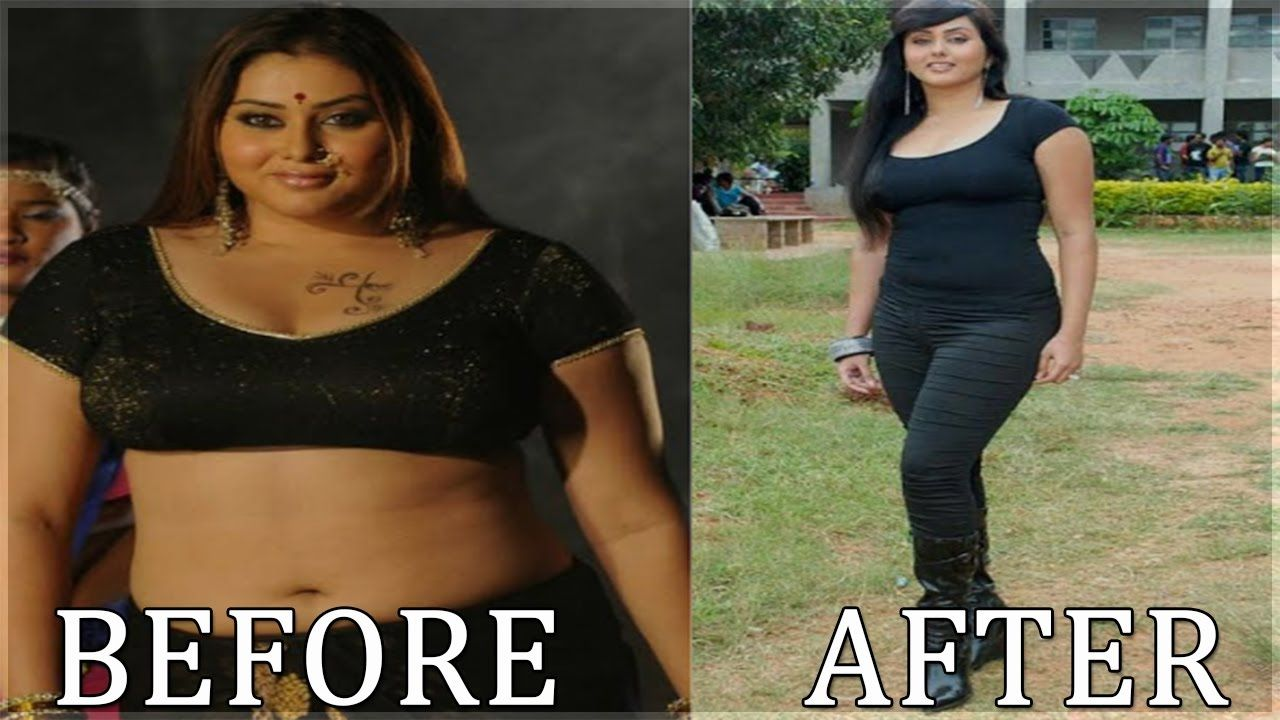 indian top 10 bollywood actor celeb who went fat to fit! | before
