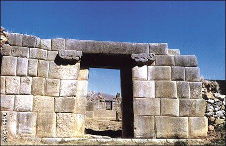 Huanuco - Ruinas de Marca