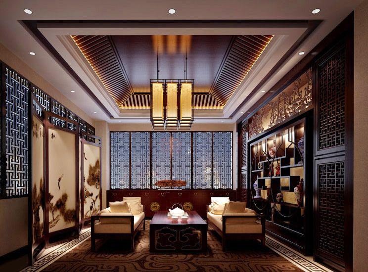Asian Interior Living Room Pinterest