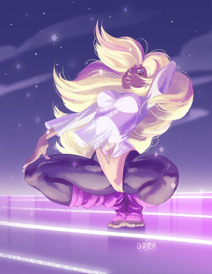 Rainbow Quartz By Ladybrot On Deviantart In 2020 Steven Universe Fanart Steven Universe Gem Steven Universe Wallpaper
