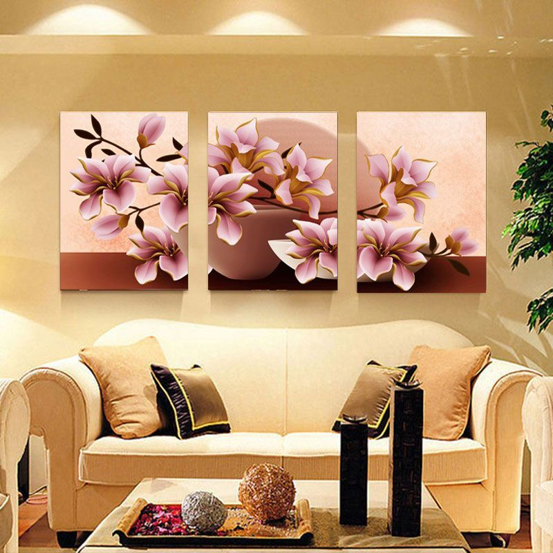 Canvas Painting Calligraphy Wall Pictures For Living Room Europe