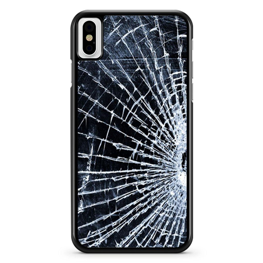 Broken Glass Wallpaper 3 iPhone X / XS / XR / XS Max Case