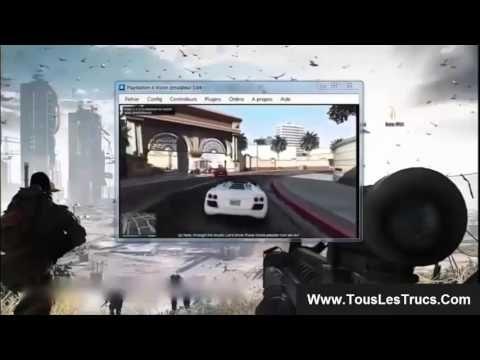 ·▭· · ··· Emulateur PS4 – Playstation 4 – Jouer à la PS4 sur PC   Youtube,  Television, Tv