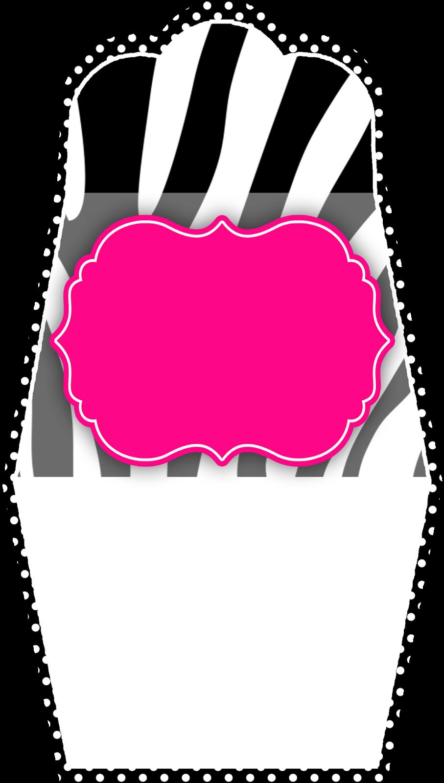 Montando minha festa: Zebra rosa e preto | Aniversario Adulto ...