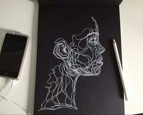 Line Art We Heart It : Images about wallpaper on we heart it see more