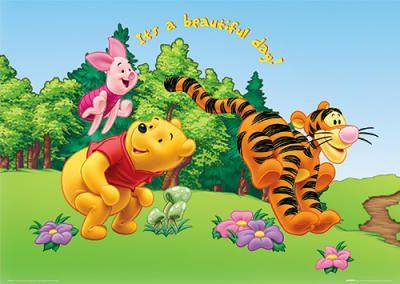 Winnie the Pooh - Beautiful day