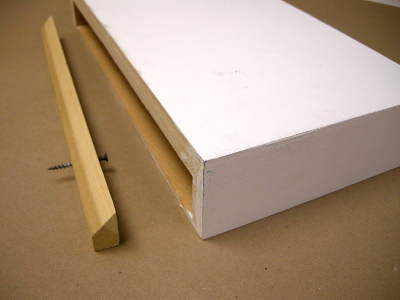 French Cleats For Boxed Out Floating Shelf French Cleat Wall