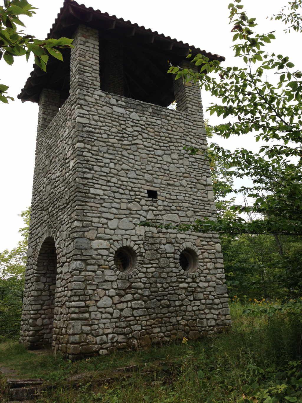 Rock Island Door County Wisconsin Water Tower