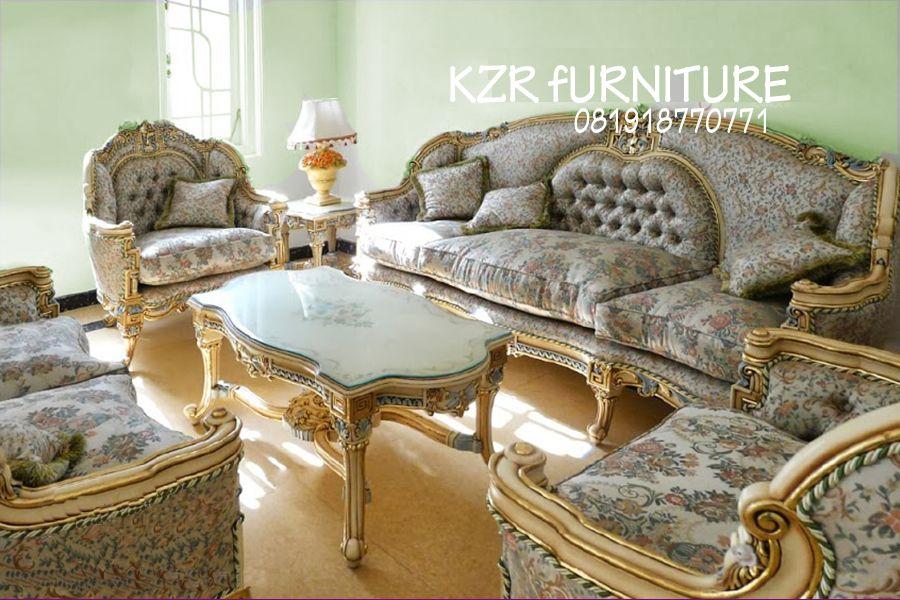 Sofa Ukir Mewah Klasik Jepara Chaise lounge, Chaise, Lounge