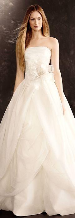 White by Vera Wang Fall 2013 Bridal Collection