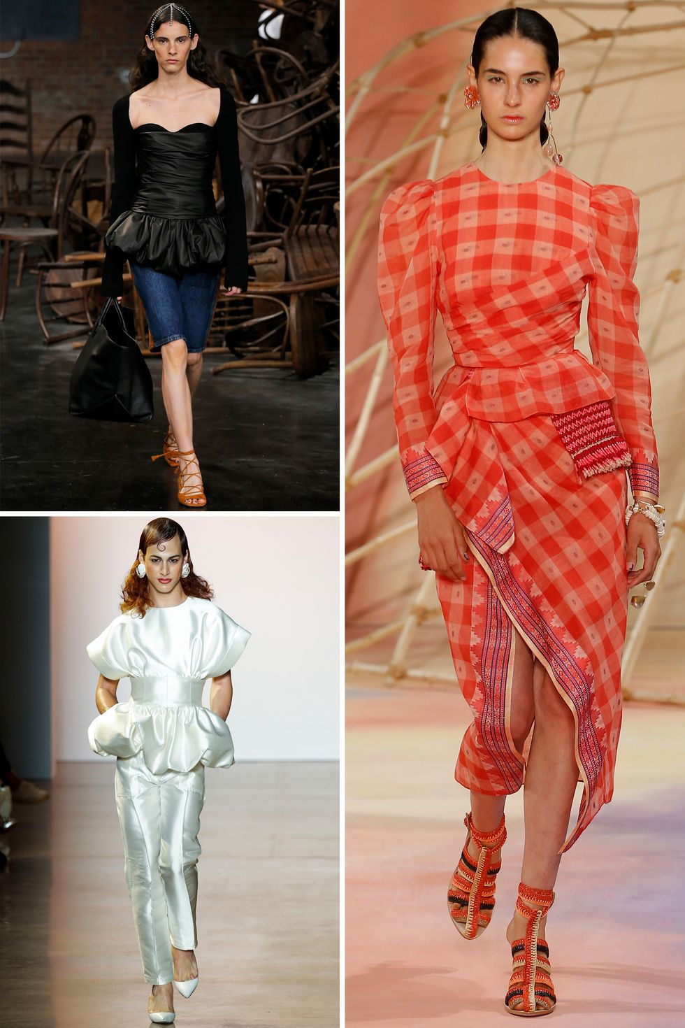 8 Spring 8 Runway Trends You Can Start Wearing Now  Skirt