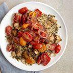 Couscous with Lentils & Vegetables