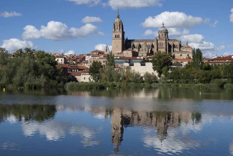 La torre más alta: Catedral Nueva de Salamanca - Lo mejor de lo mejor de las catedrales de España - Libertad Digital