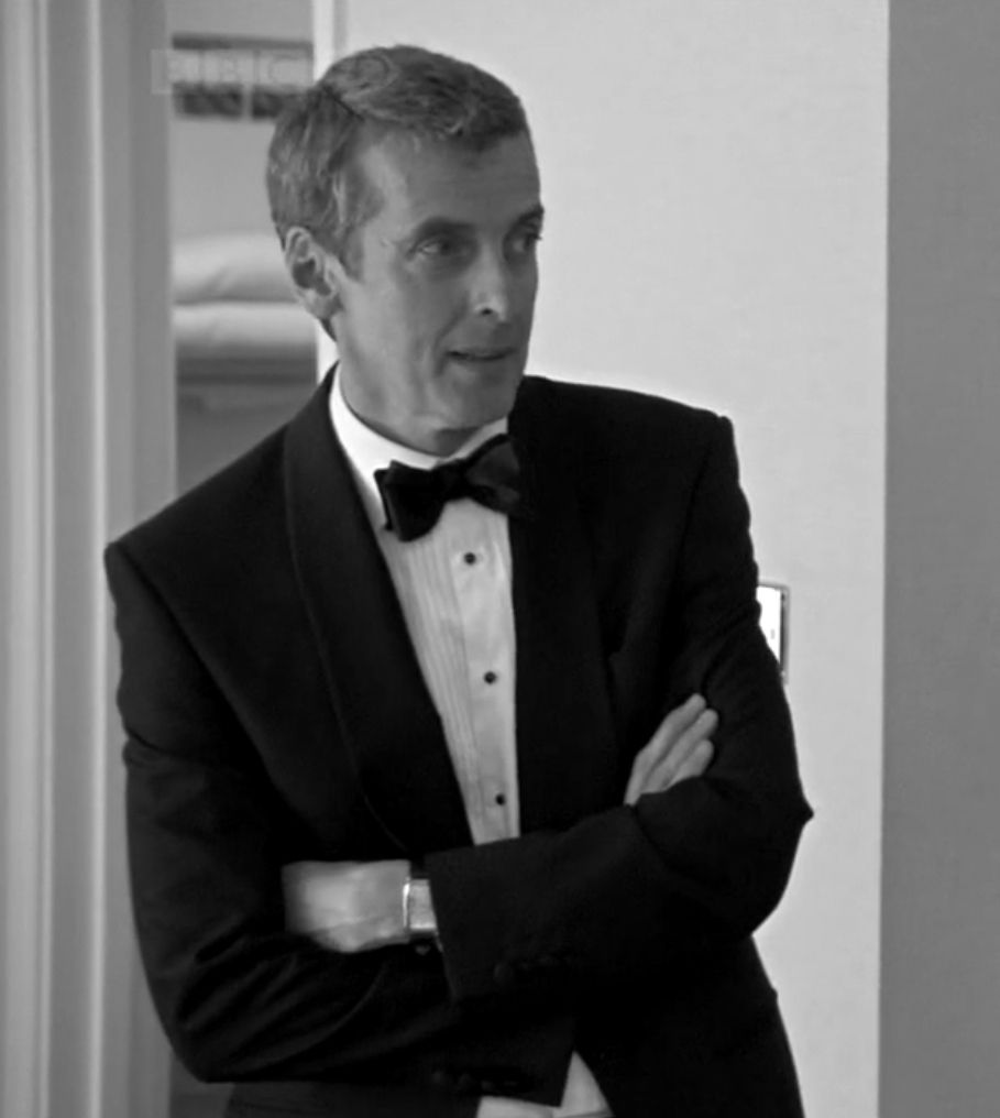 Malcolm in a tux......still my beating heart.