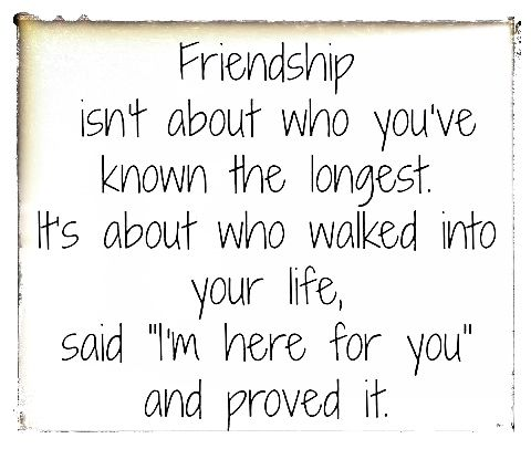 Real Friends Are Better Than Old Friends Real Friends Words Quotes