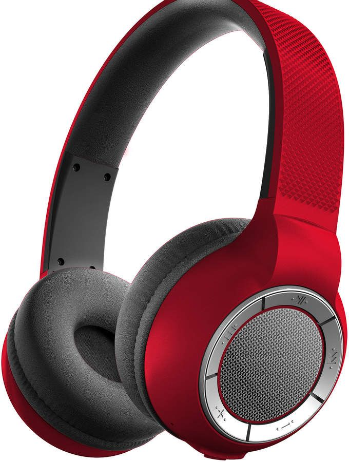 Red Sbt658 Ultra Premium Wireless Headphones Products Pinterest