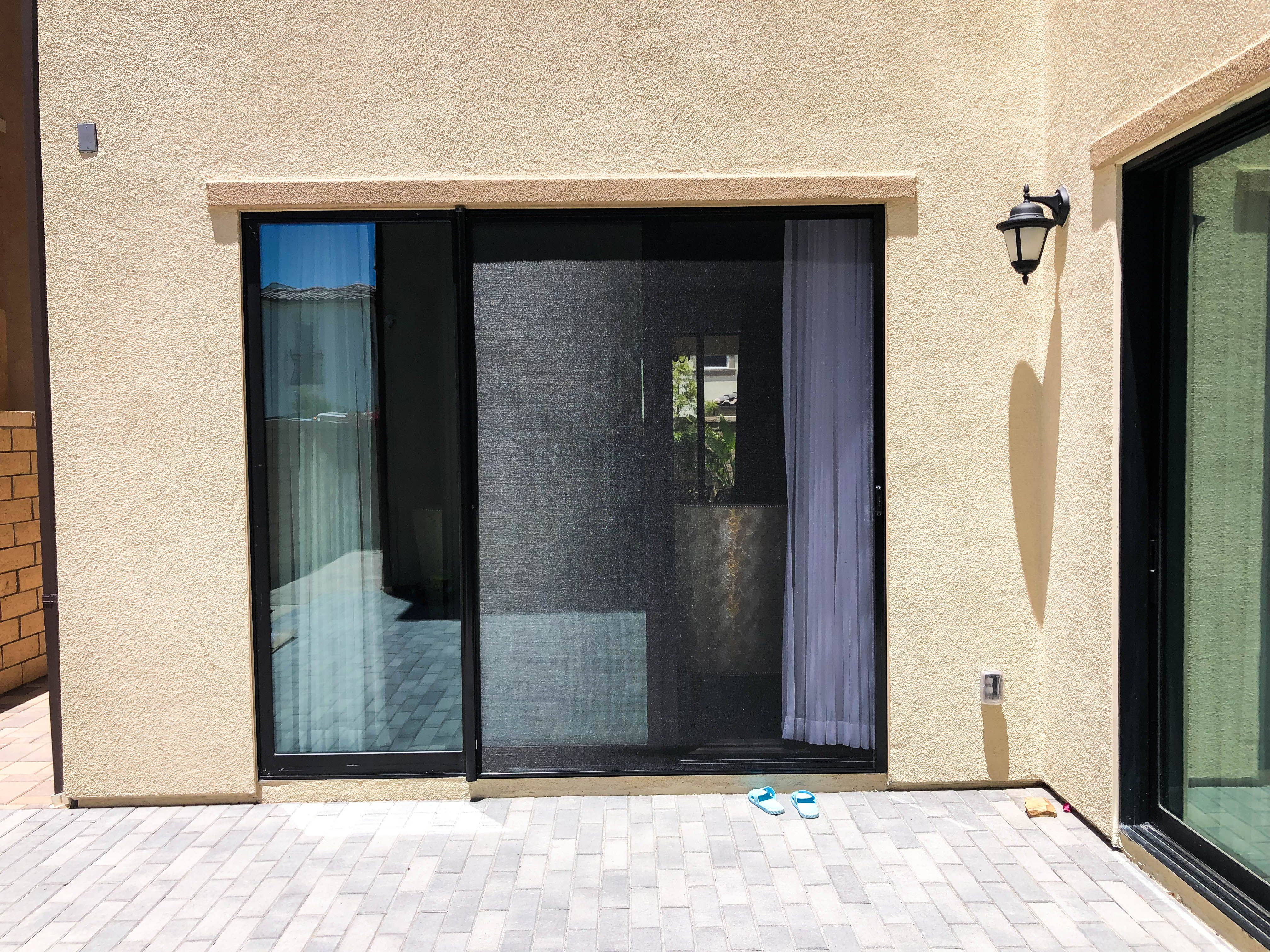 Are You Tired Of Your Traditional Screen Door Being In The Way