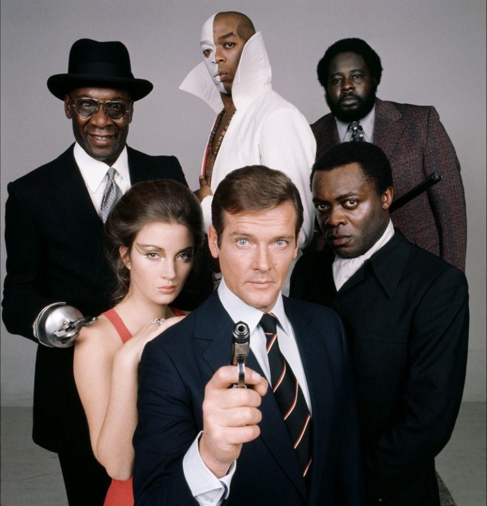 Roger Moore's best Bond film