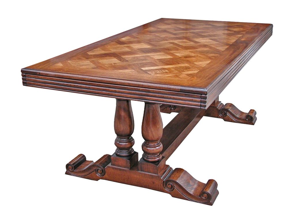 French Provincial Furniture Brisbane French Parquetry Table Custom Made Australian Parquetry