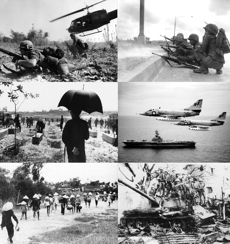 Vietnam War - Wikipedia
