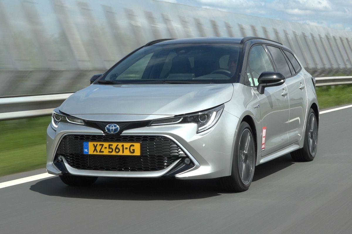 Toyota Corolla Touring Sports Welkom Duurtest Toyota