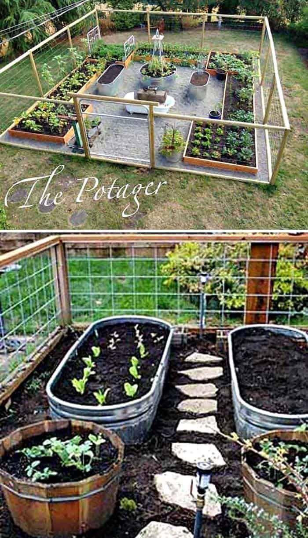 Photo of 30 erstaunliche Ideen für den Anbau eines Gemüsegartens in Ihrem Garten #Anbau #den #eines