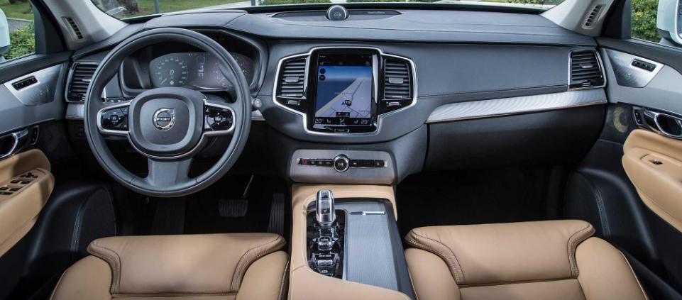 2018 Volvo XC90 Interior | Volvo | Pinterest