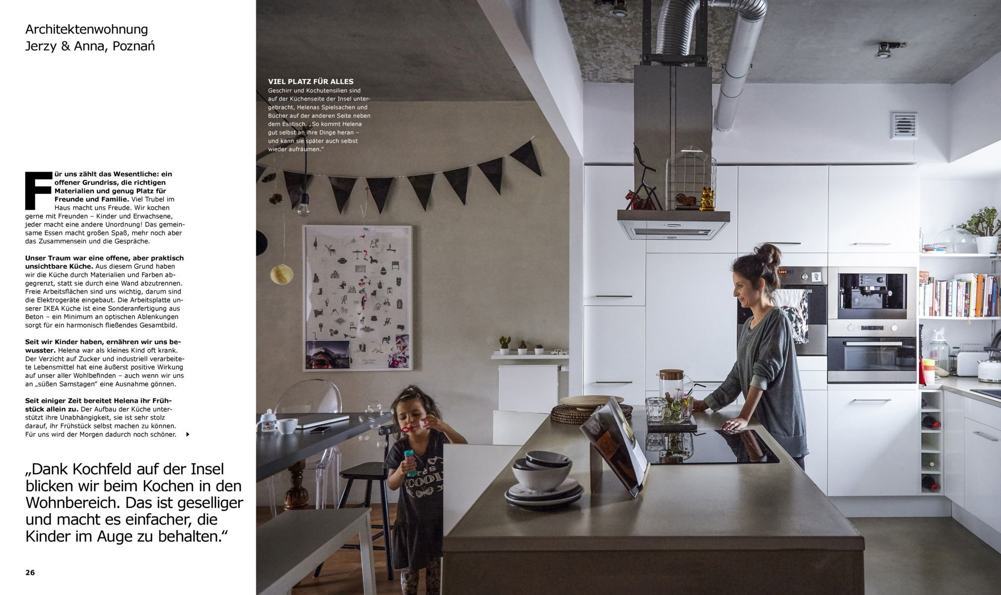 Family Magazine Autumn Winter 2015 | Interior | Pinterest