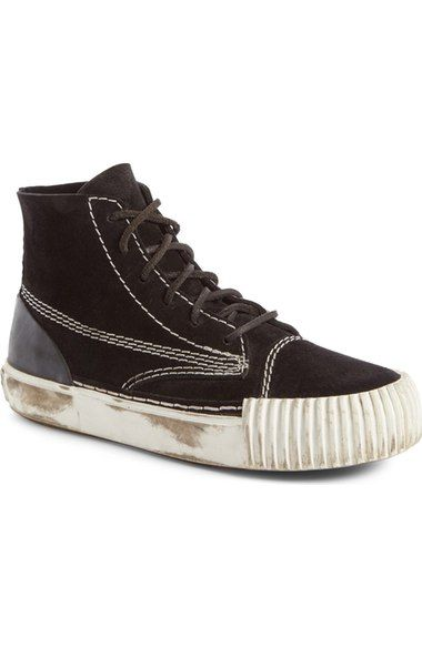 39b941e474f3 Alexander Wang  Perry  Suede High Top Sneaker (Women) available at   Nordstrom