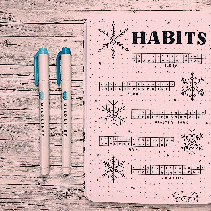 Photo of Bullet Journal Tracker Designs You Must Try