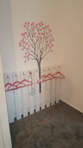 Zaungarderobe für Kinder (mit Bildern) Kinderzimmer