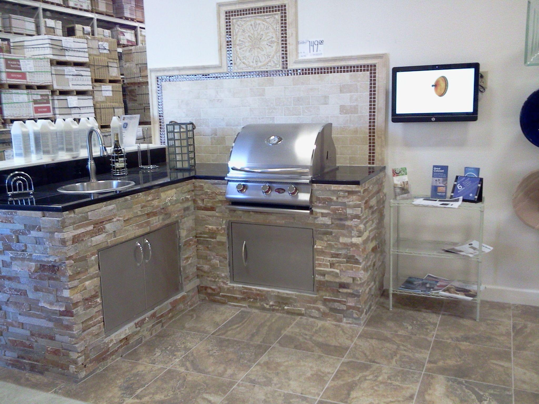 Design your grill area. Grill area, Design, Home decor