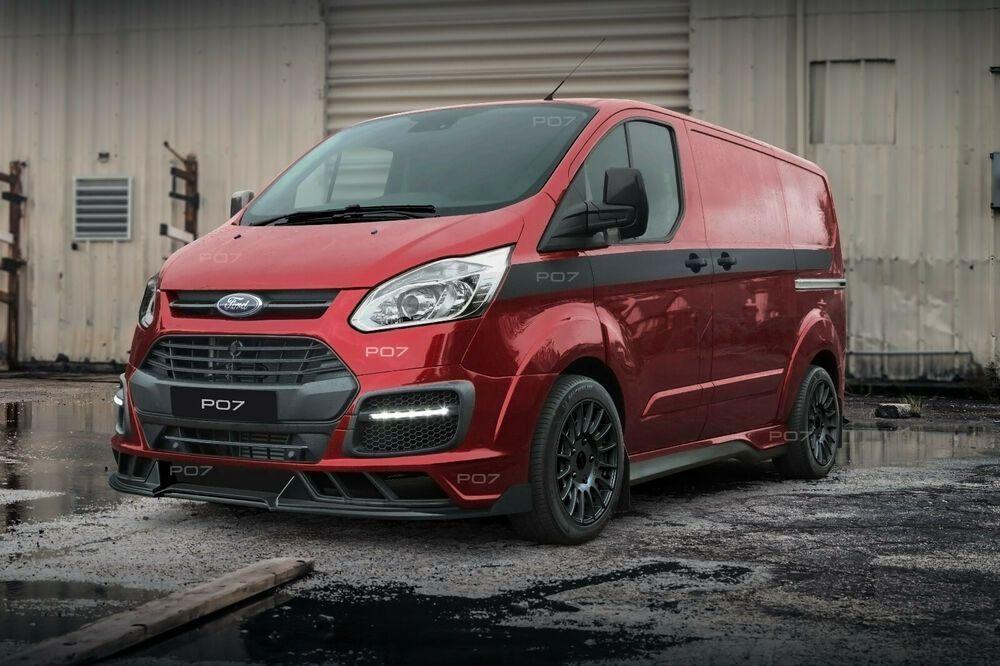 Ford Transit Custom Frontstange Heck Stossstange Seitenschweller
