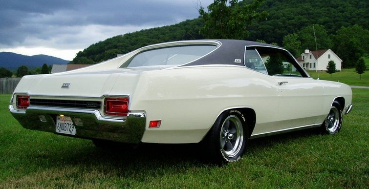 1970 Ford Xl Sportsroof Ford Galaxie Ford Classic Cars Old Classic Cars
