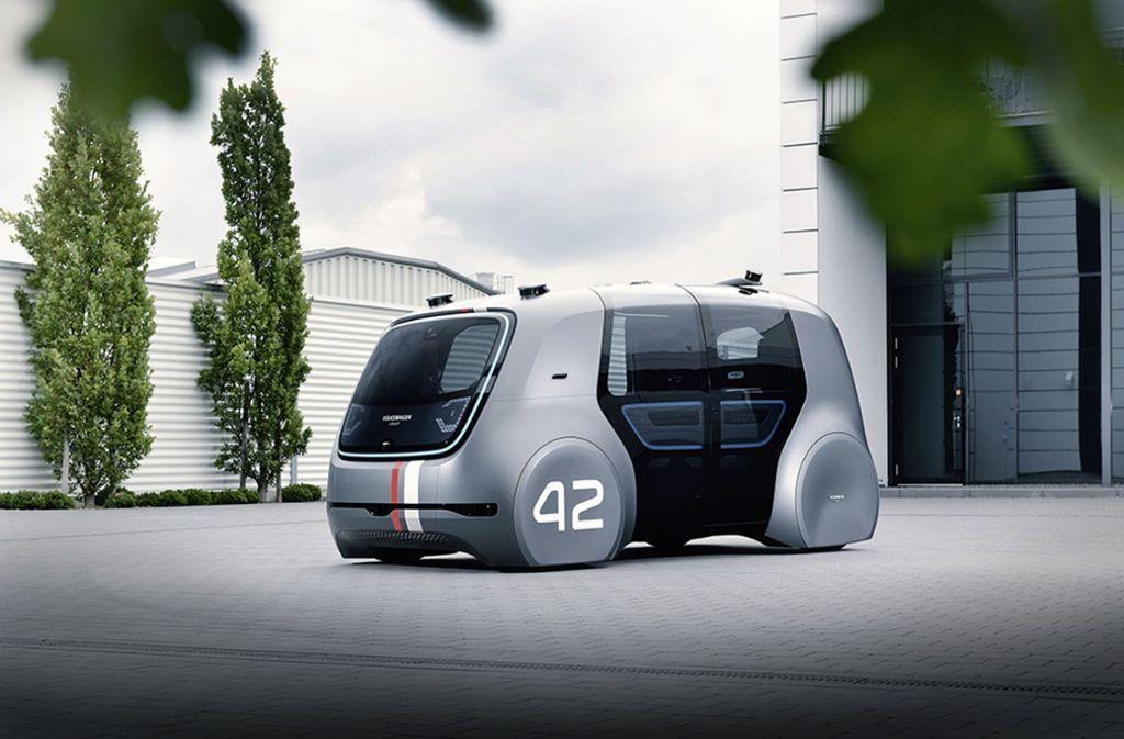 Autonomes Fahren: VW setzt auf neuen Partner im Silicon Valley